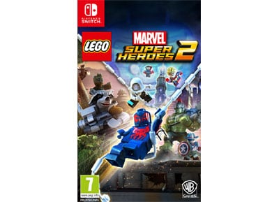 LEGO Marvel Super Heroes 2 - Nintendo Switch Game gaming   παιχνίδια ανά κονσόλα   nintendo switch