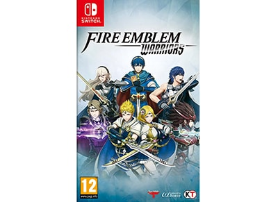 Fire Emblem Warriors - Nintendo Switch Game gaming   παιχνίδια ανά κονσόλα   nintendo switch