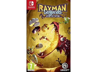 Rayman Legends Definitive Edition - Nintendo Switch Game gaming   παιχνίδια ανά κονσόλα   nintendo switch
