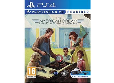 The American Dream VR - PS4/PSVR Game