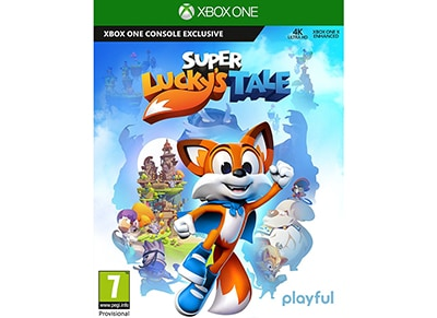 Super Lucky's Tale - Xbox One Game
