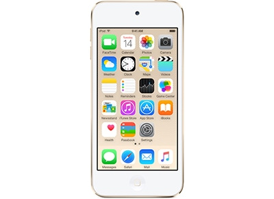 Apple iPod Touch 128GB MKWM2BT/A 6th Gen - Gold
