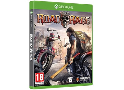 Road Rage - Xbox One Game