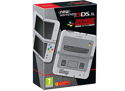 New Nintendo 3DS XL SNES Edition gaming   κονσόλες   nintendo 2ds   3ds