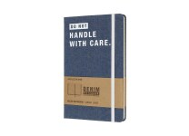 Σημειωματάριο Moleskine Denim Don't Handle - Large