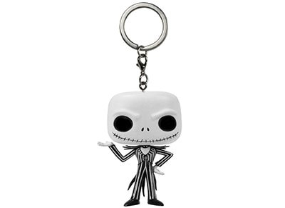 Μπρελόκ Funko Pop! Keychain - Jack Skellington (Nightmare Before Christmas)