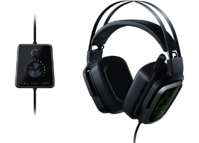 Razer Tiamat 7.1 V2 - Gaming Headset Μαύρο gaming   αξεσουάρ pc gaming   gaming headsets
