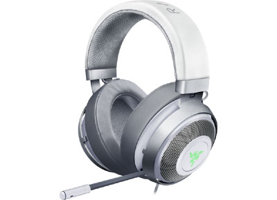 Razer Kraken 7.1 V2 Oval Mercury - Gaming Headset Λευκό
