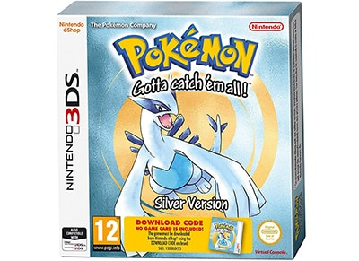 Pokemon Silver [Digital] - 3DS/2DS Game