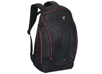 "Τσάντα Laptop Πλάτης 17"" ASUS ROG Shuttle Backpack Μαύρο gaming   gaming cool stuff"