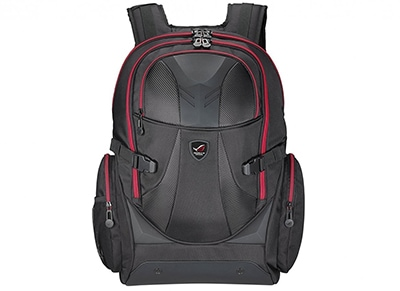 "Τσάντα Laptop Πλάτης 17"" ASUS ROG XRanger Backpack Μαύρο gaming   gaming cool stuff"
