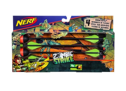 Ανταλλακτικά NERF Zombie Strike Arrow Refill