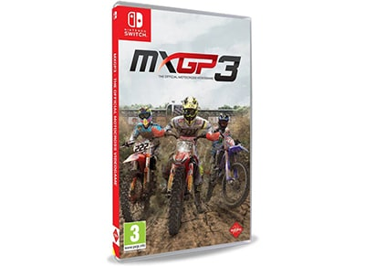 MXGP 3 - Nintendo Switch Game gaming   παιχνίδια ανά κονσόλα   nintendo switch