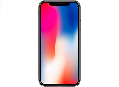Apple iPhone X 64GB Space Grey - 4G Smartphone apple   iphone