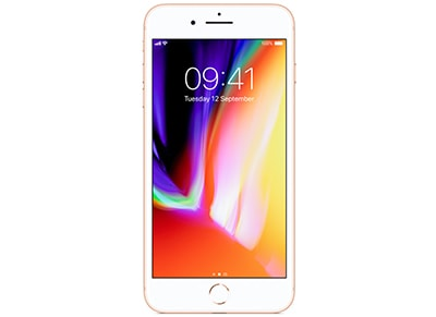 Apple iPhone 8 Plus 256GB Gold - 4G Smartphone apple   iphone