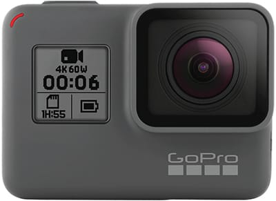 Action Camera GoPro Hero6 Black