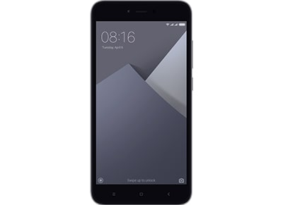 Xiaomi Redmi Note 5A 16GB Γκρι Dual Sim Smartphone