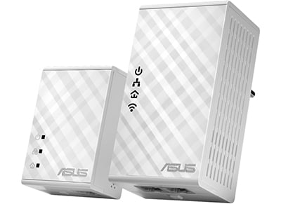 ASUS PL-N12 Kit AV500 Wi-Fi - Powerline Adapter Kit