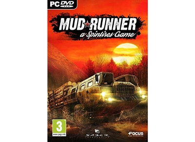 Spintires: Mudrunner - PC Game