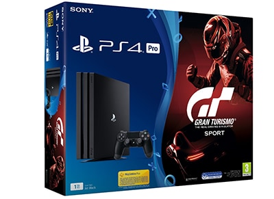 Sony PlayStation 4 Pro - 1TB & Gran Turismo Sport gaming   κονσόλες   ps4
