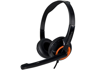 Ακουστικά Κεφαλής  SonicGear Xenon 2 Stereo Headset - Sunny Orange