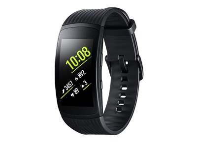 Samsung Gear Fit 2 Pro - Large Μαύρο - Activity Tracker