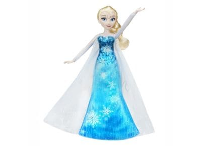 Frozen Κούκλα Play A Melody Gown