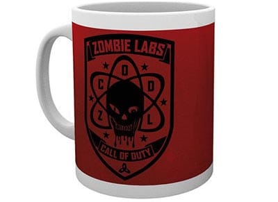 Κούπα GB Eye Call of Duty WWII Zombie Labs Mug