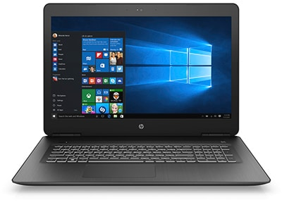 "Laptop HP Pavilion - 17-ab301nv - 17.3"" ( i7-7700HQ/12GB/1TB&128GB/GTX 1050 Ti)"