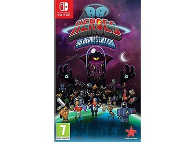 88 Heroes: 98 Heroes Edition - Nintendo Switch Game