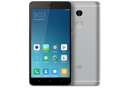 Xiaomi Redmi Note 4X - 64GB Γκρι 4G Smartphone