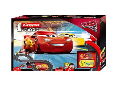 Πίστα Αγώνων Cars 3 Lightning McQueen Carrera Slot