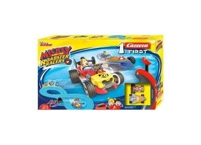 Πίστα Αγώνων Mickey and the Roaster Racers Carrera Slot