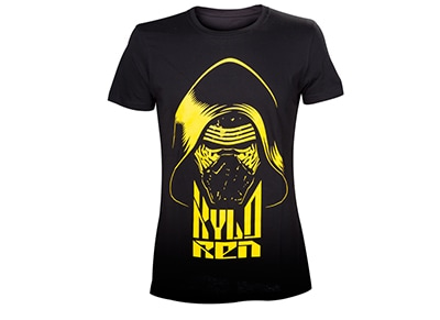 T-Shirt Bioworld Star Wars - Kylo Ren - Μαύρο XXL