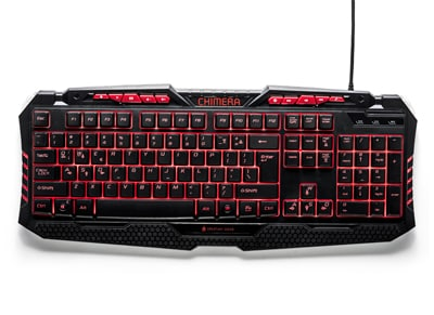 Spartan Gear Chimera Wired Gaming Keyboard -  Πληκτρολόγιο Gaming