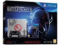 Sony PlayStation 4 Slim - 1TB & Star Wars Battlefront II Deluxe Edition