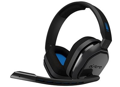 Astro A10 - Gaming Headset Γκρι/Μπλε gaming   αξεσουάρ κονσολών   ps4   headset