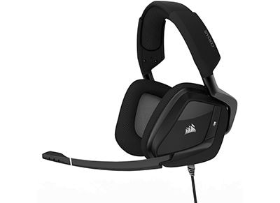 Gaming Headset - Corsair VOID PRO RGB USB 7.1 - Carbon gaming   αξεσουάρ pc gaming   gaming headsets