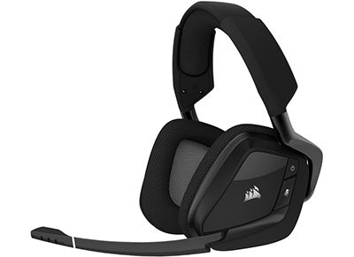 Gaming Headset - Corsair VOID PRO RGB Wireless 7.1 - Carbon gaming   αξεσουάρ pc gaming   gaming headsets