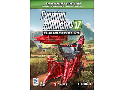 Farming Simulator 17 Platinum Edition - PC Game