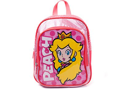 Τσάντα Bioworld Nintendo- Princess Peach Kids Backpack