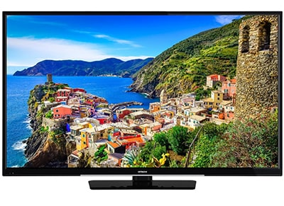 "Τηλεόραση Hitachi 49"" 4K HDR Smart TV 49HK4W64"