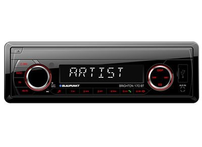 Car Audio Blaupunkt Brighton 170 BT - Radio/USB/SDHC/SD/MP3
