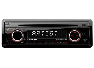 Car Audio Blaupunkt Cardiff 170 BT - Radio/USB/CD/SD/MP3