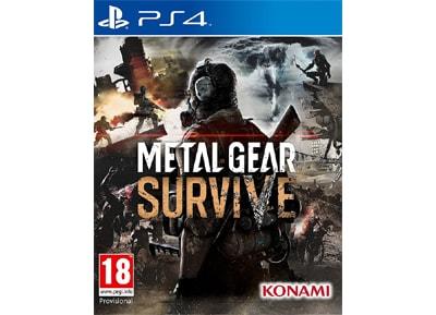 Metal Gear Survive - PS4 Game