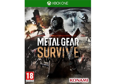 Metal Gear Survive - Xbox One Game