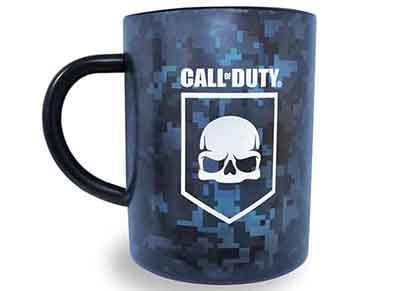 Κούπα Numskull Call of Duty WWII- Shield Steel Mug