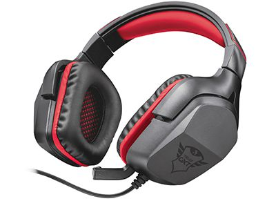Trust GXT 344 Creon - Gaming Headset Μαύρο