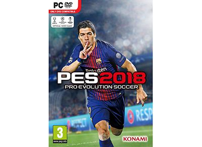 Pro Evolution Soccer 2018 - PC Game
