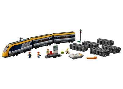 LEGO® City Επιβατηγό Τρένο (60197)